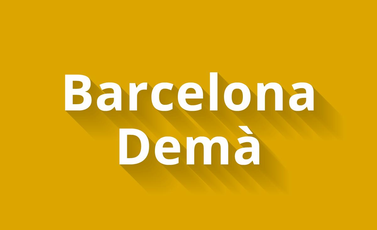Barcelona Demà