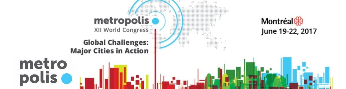 Reptes Globals: Metròpolis en Acció