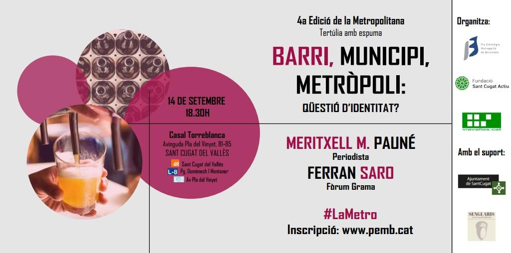 4ª edició de La Metro a Sant Cugat