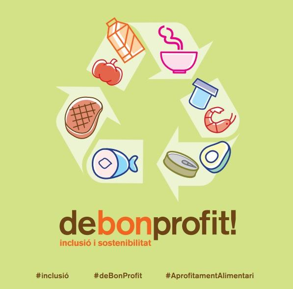 Debonprofit! Inclusió i sostenibilitat