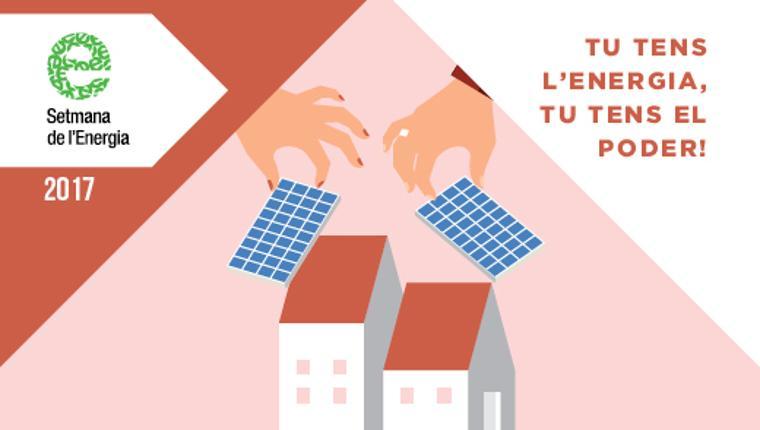 Imatge de la setmana de l'Energia 2018