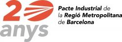 Logo aniversari 20 anys del Pacte Industrial