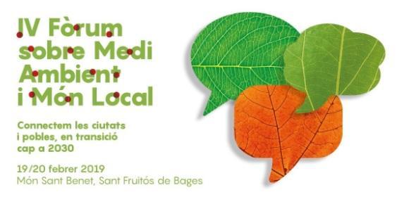 IV Fòrum sobre Medi Ambient i Món Local