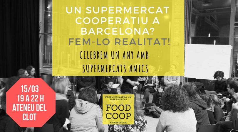 Aniversari Food Coop