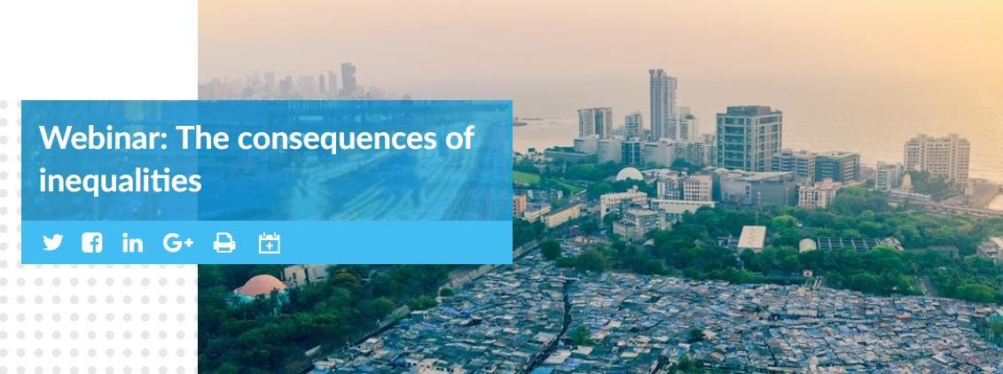 Webinar: Les conseqüències de les desigualtats