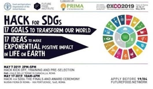 1a Hackaton sobre els reptes del desenvolupament sostenible