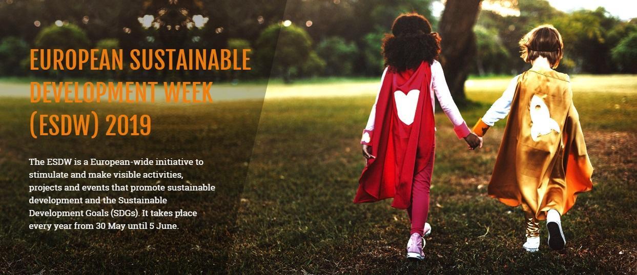 Setmana Europea del Desenvolupament Sostenible