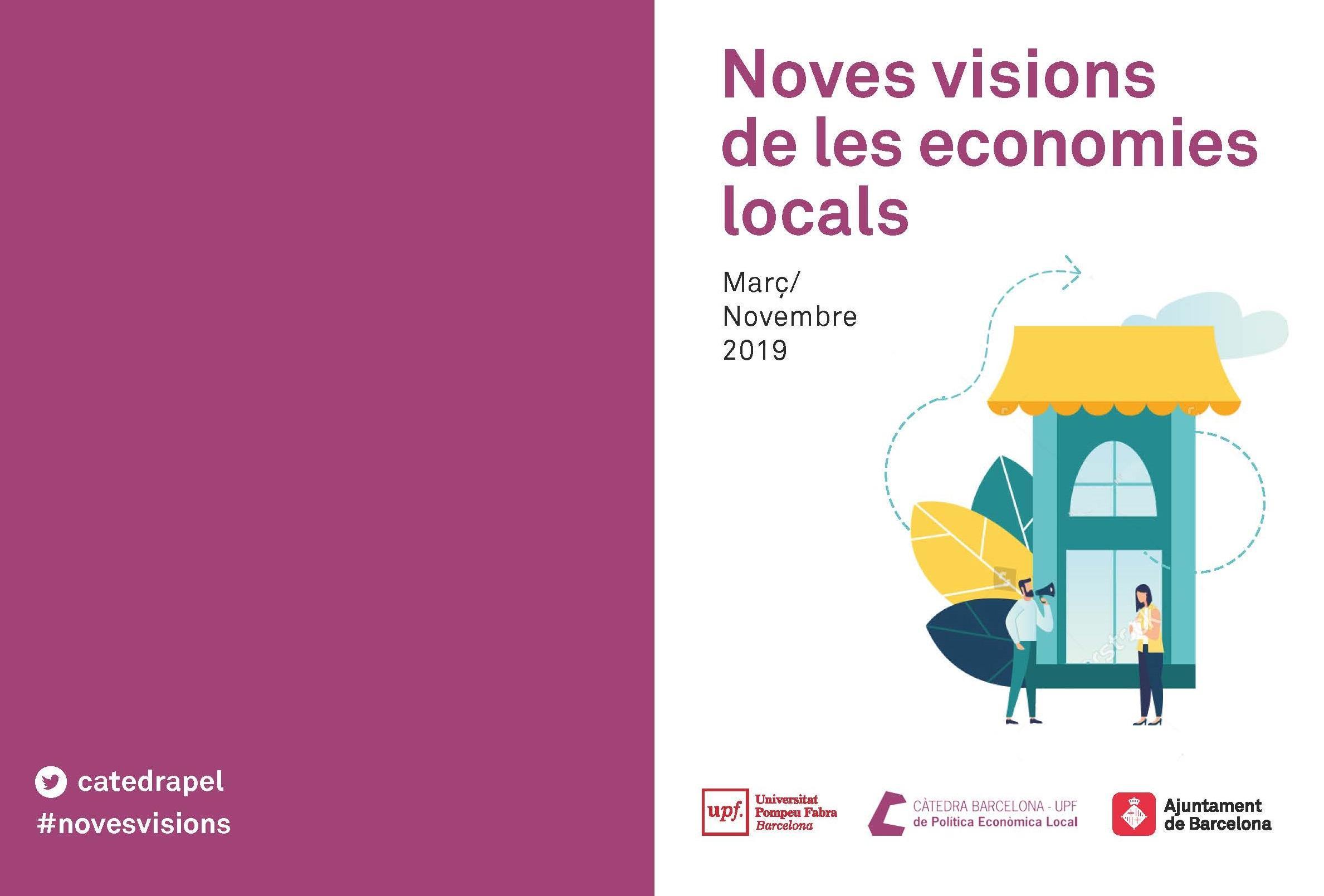 Imagen del targetón sobre Nuevas Economías Locales