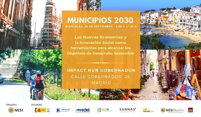 Municipis 2030. NESI Forum