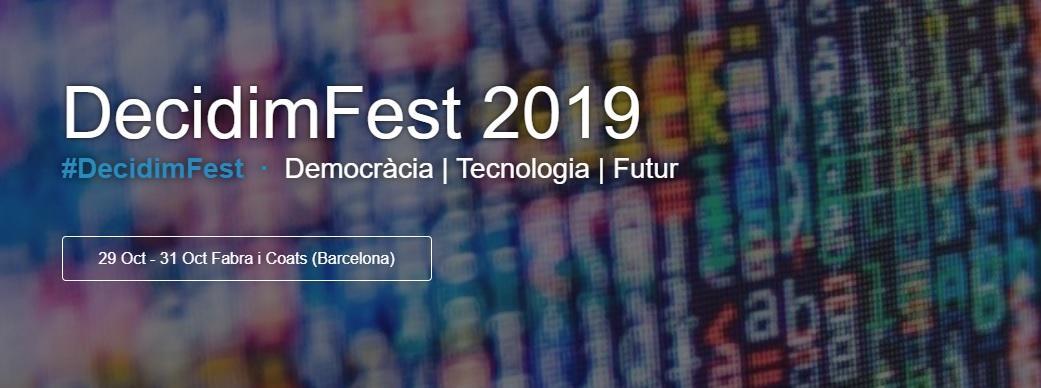 DecidimFest 2019