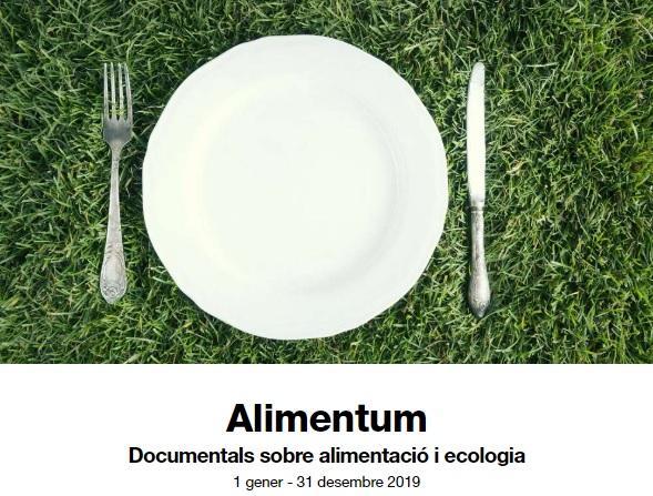 Alimentum. Documentals sobre alimentació i ecologia