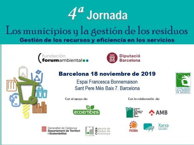 Jornada 'Los municipios y la gestión de los residuos'
