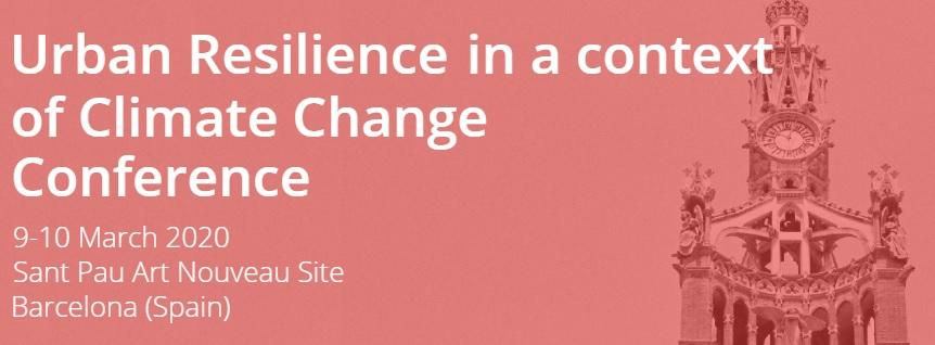 Resiliència Urbana en un context de canvi climàtic