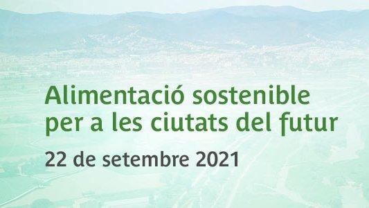 Alimentació Sostenible per a les ciutats del futur