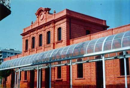 Imatge de recurs de l'estació de Sabadell