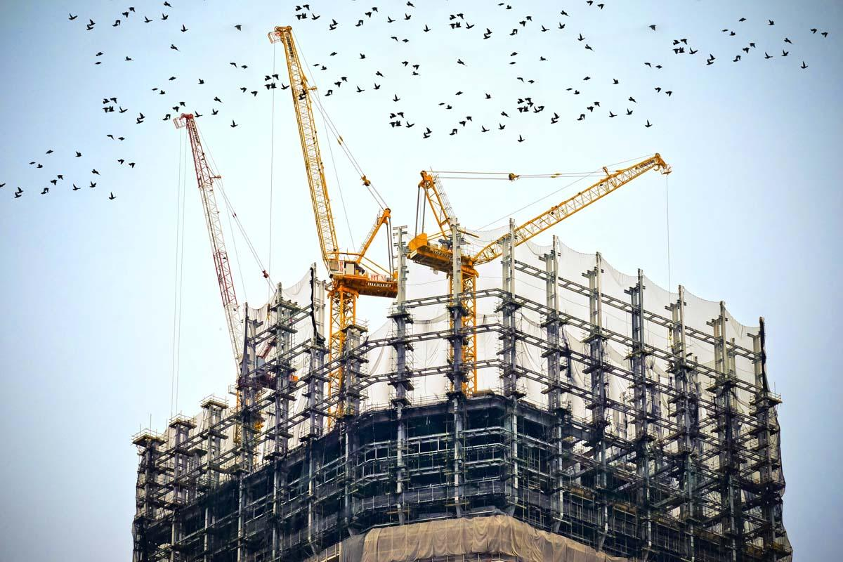 Imagen de recurso de un edificio en construcción