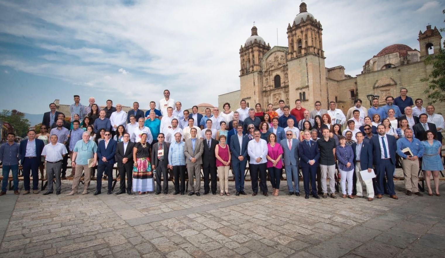 Encuentro anua del CIDEU en Oaxaca; Movilidad para la convivencia
