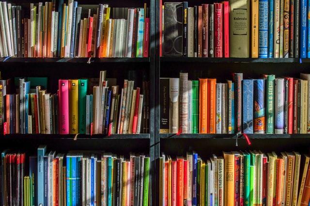 Imatge de recurs de llibres