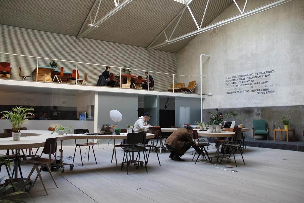 Espais de coworking: de model alternatiu a big business