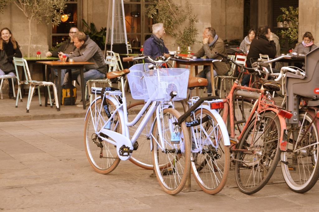 La receta de la bicicleta metropolitana