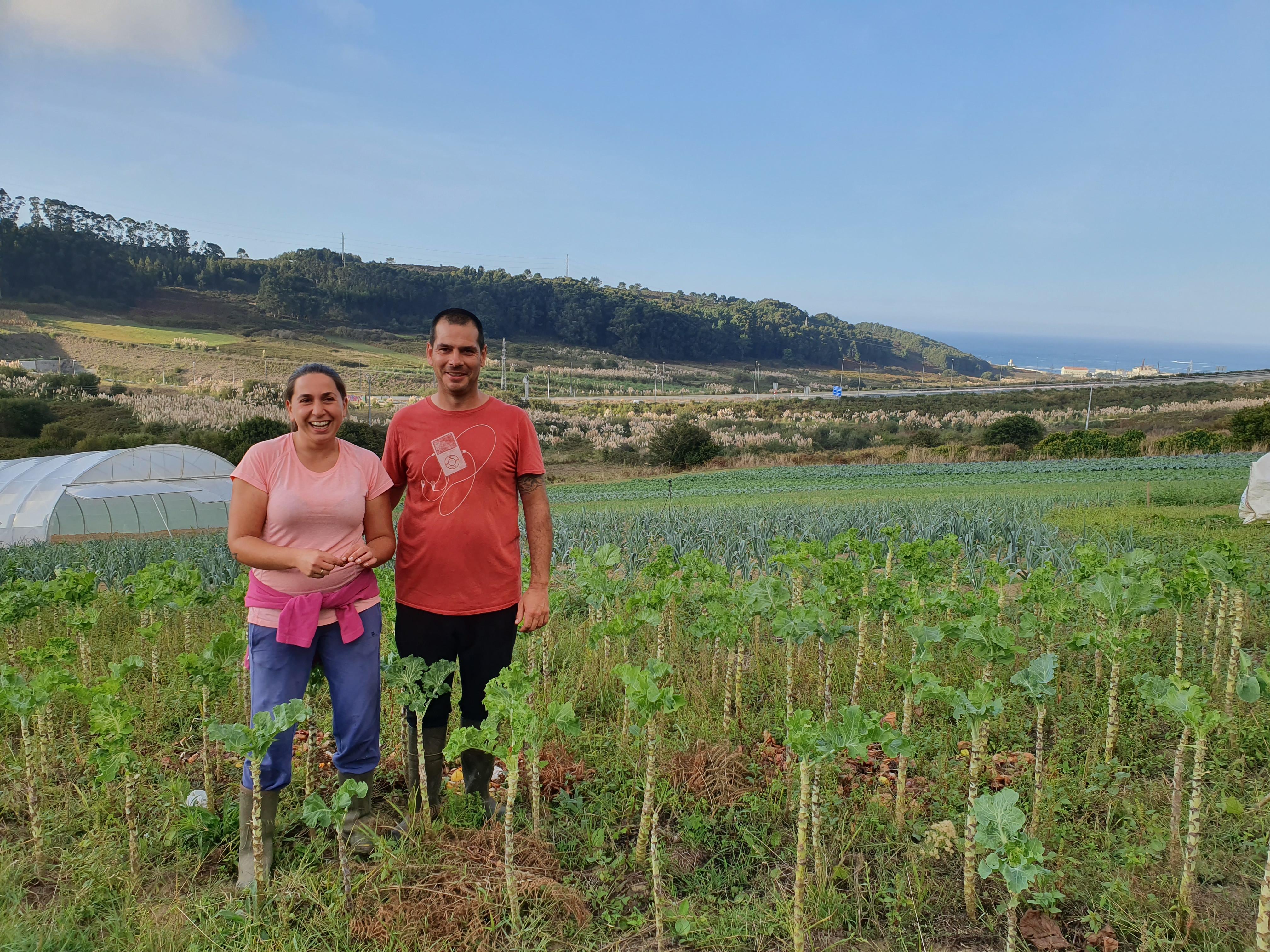 Leticia i Gustavo, Horta Millarada - Arteixo