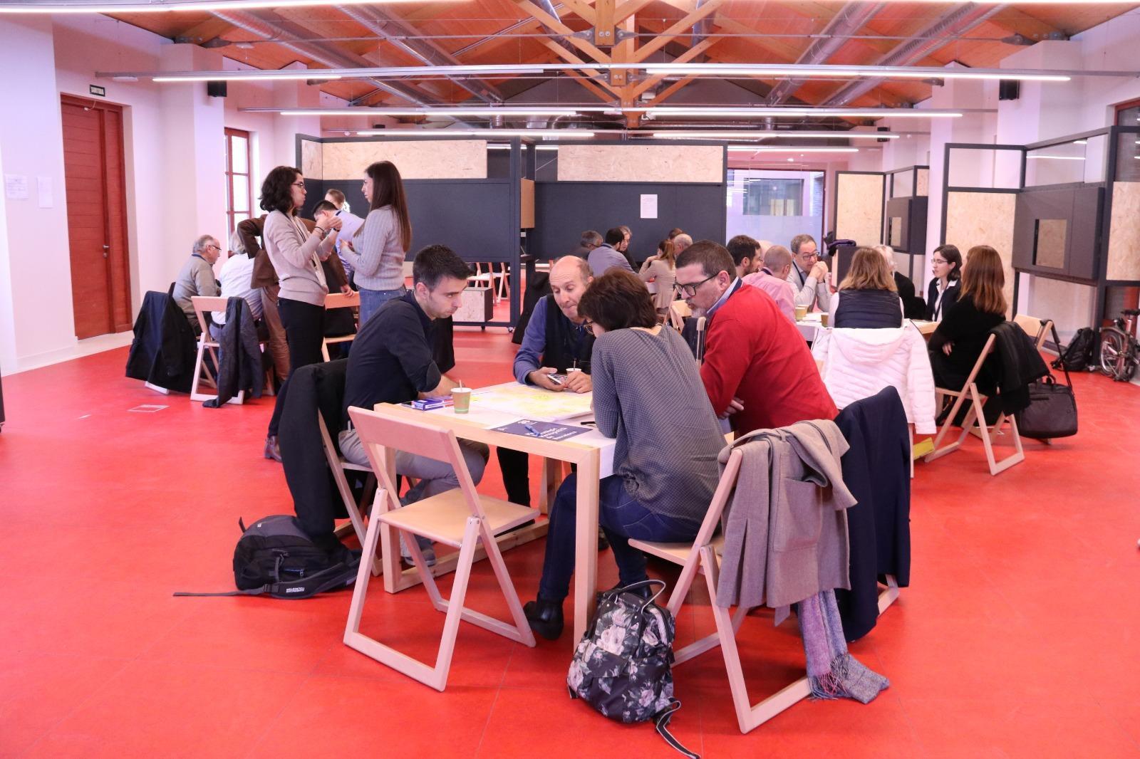 Imatge d'una sessió facilitada del PDU Metropolità