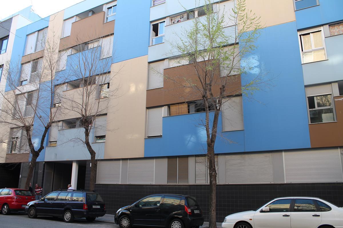 Edificio Sant Eloi. Fuente: Taula dEntitats del Tercer Sector Social de Catalunya