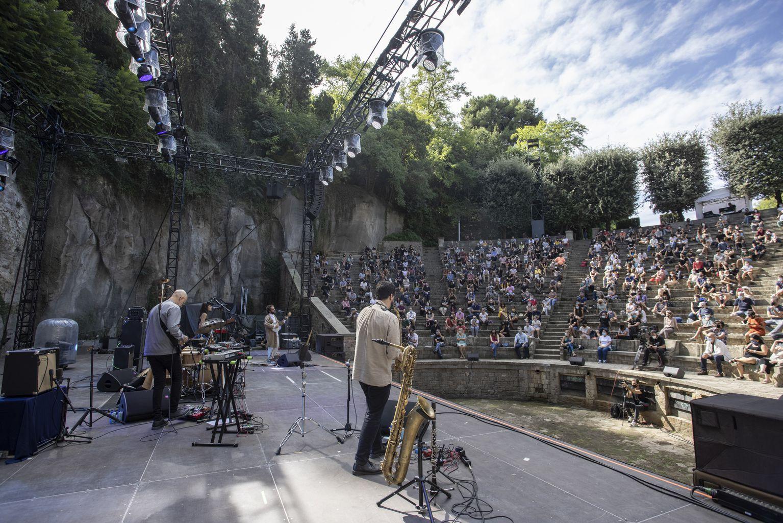 Teatre Grec. La Merce 2020