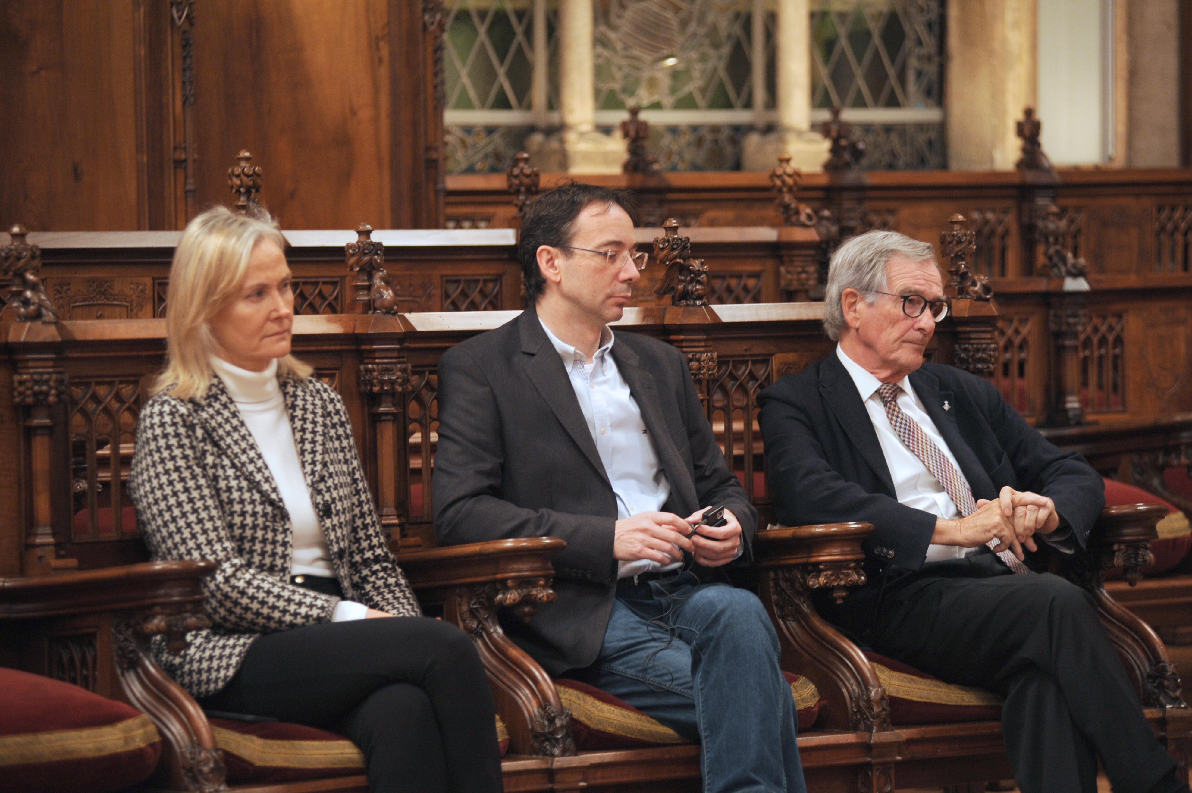 Concejales del Ayuntamiento de Barcelona