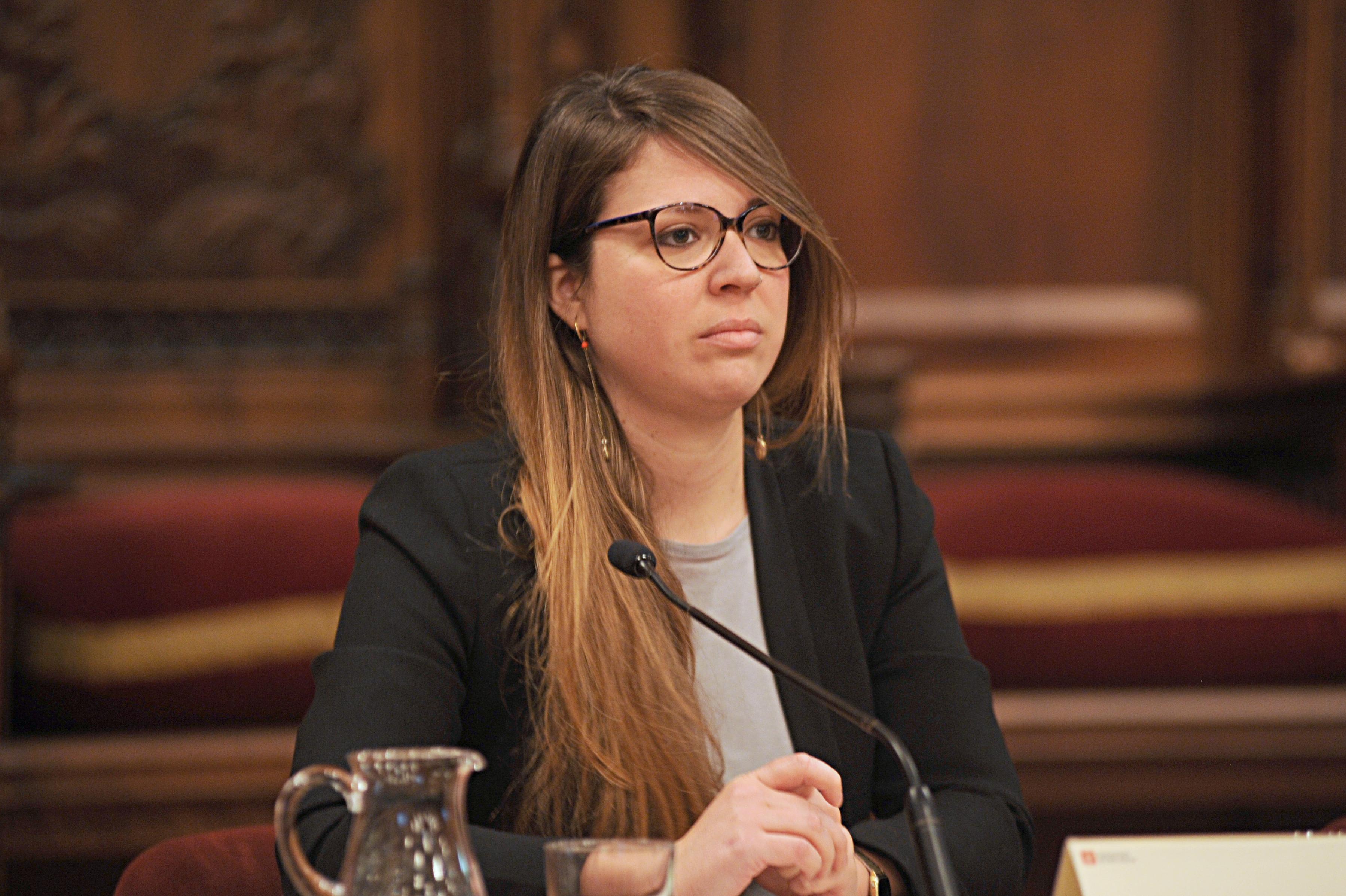 Presidenta de la Comisió Executiva del PEMB, Janet Sanz