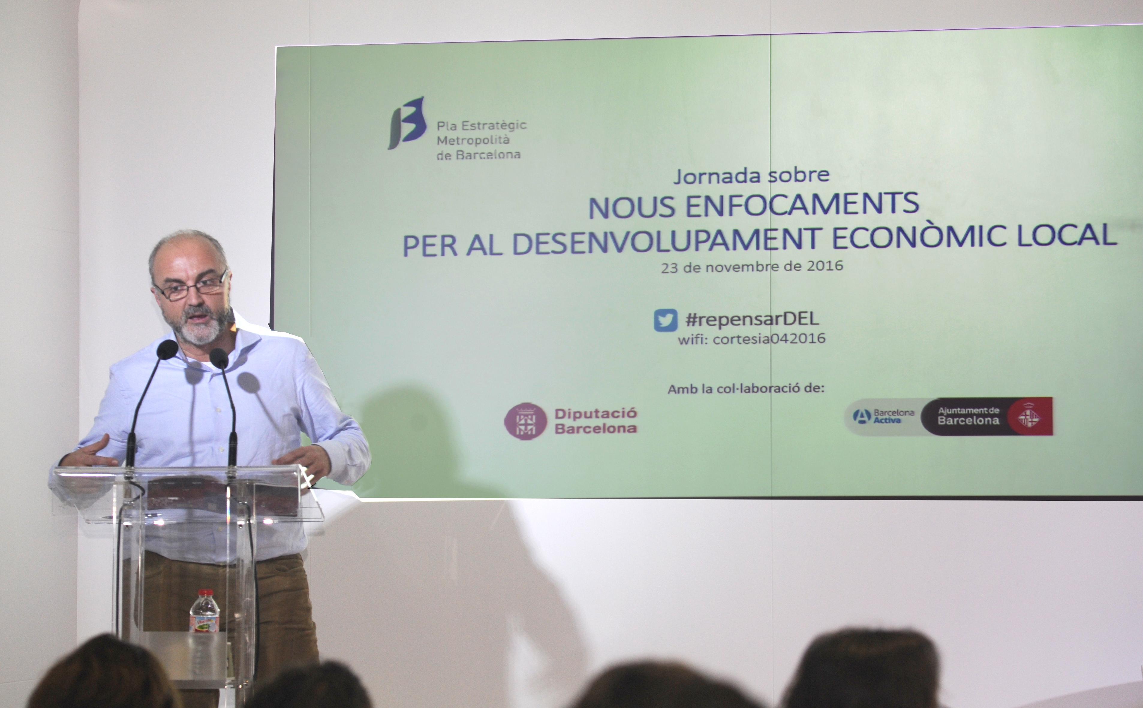 Coordinador general del PEMB, Oriol Estela