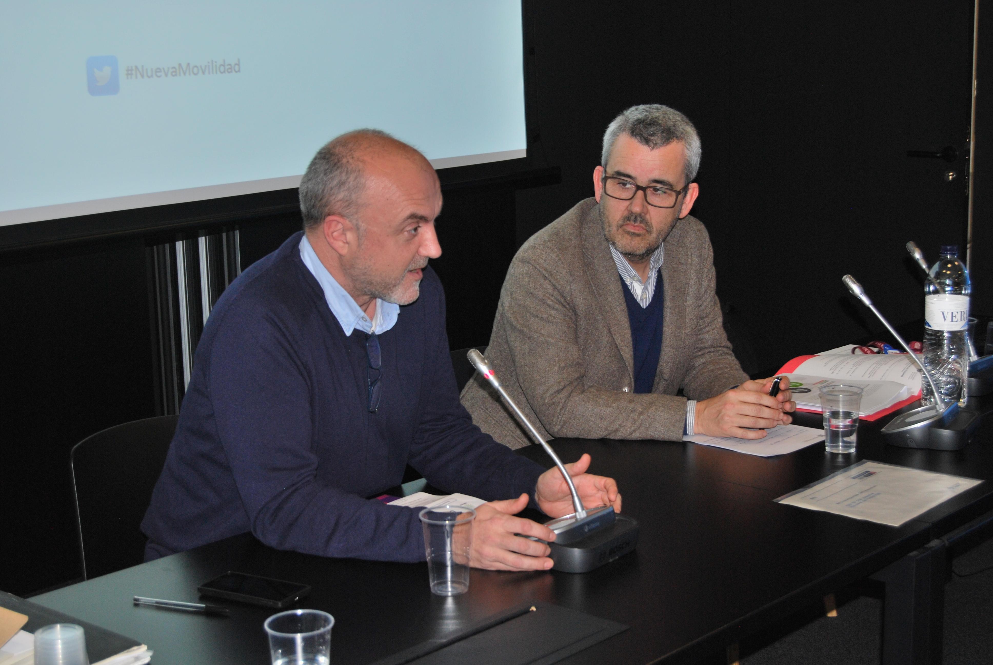 Oriol Estela i Agustín Fernández de Losada (Tornos Abogados) expliquen la Nova Agenda Post Habitat III