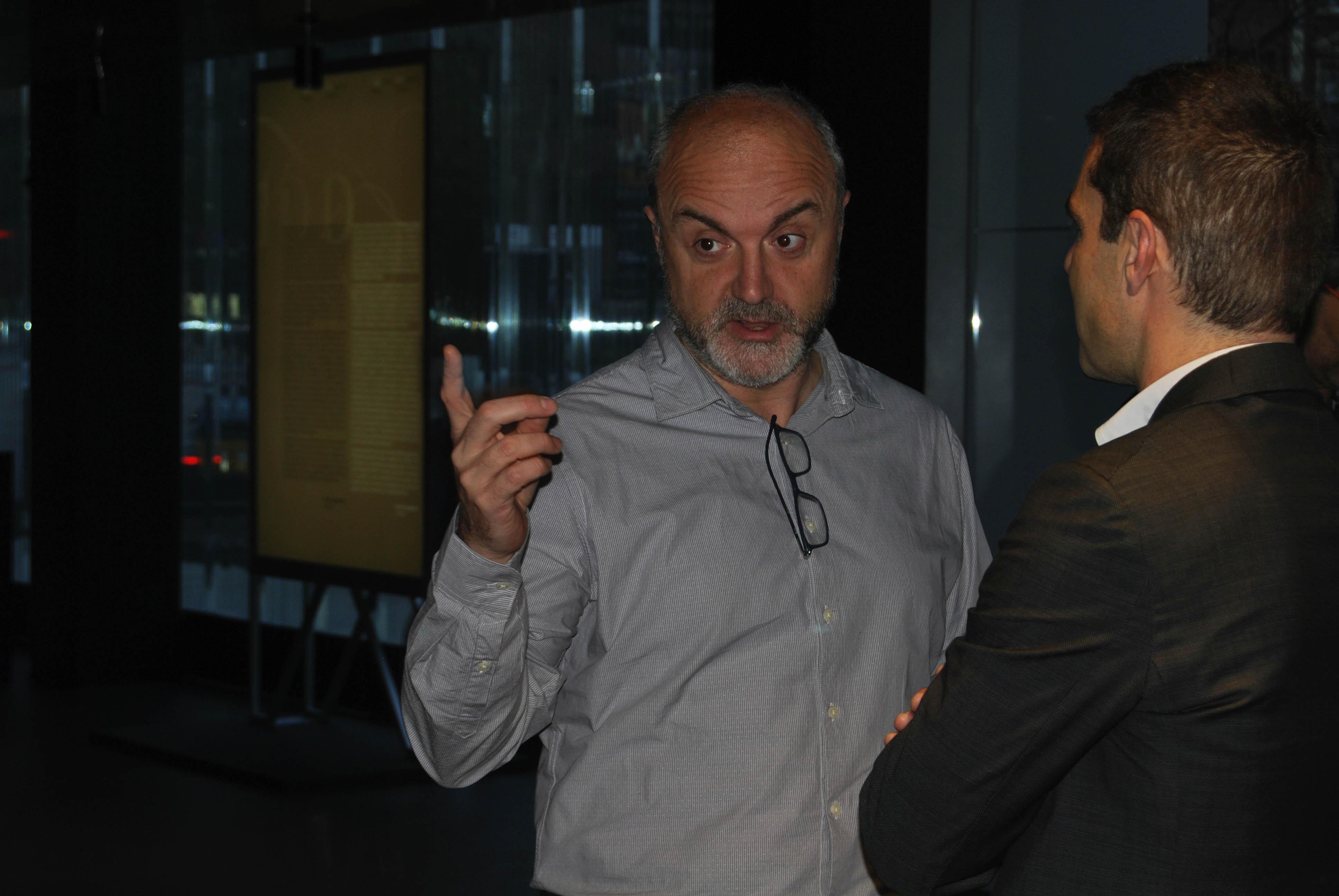 Oriol Estela, Coordinador General del PEMB