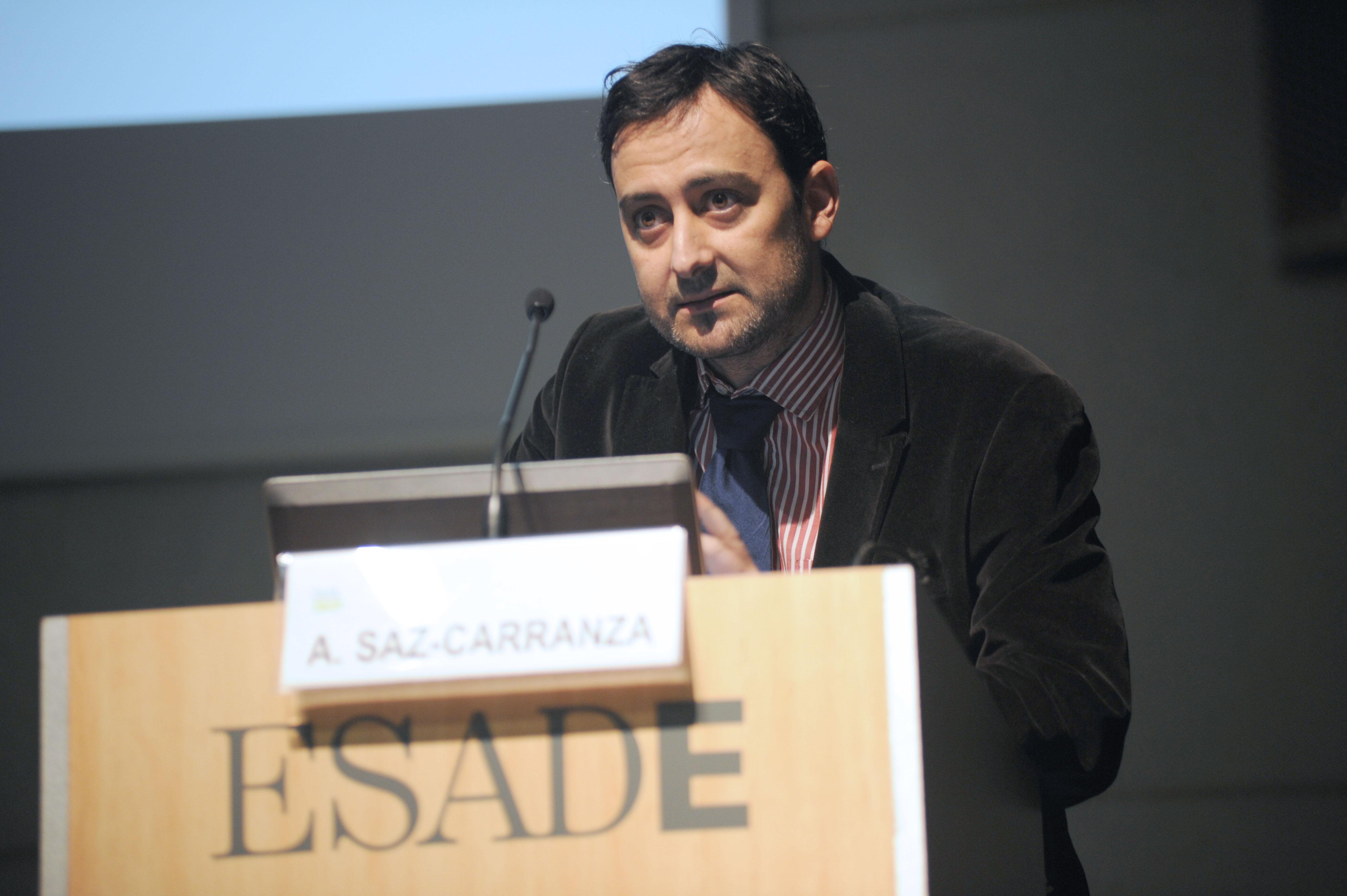 Ángel Saz-Carranza. ESADEgeo