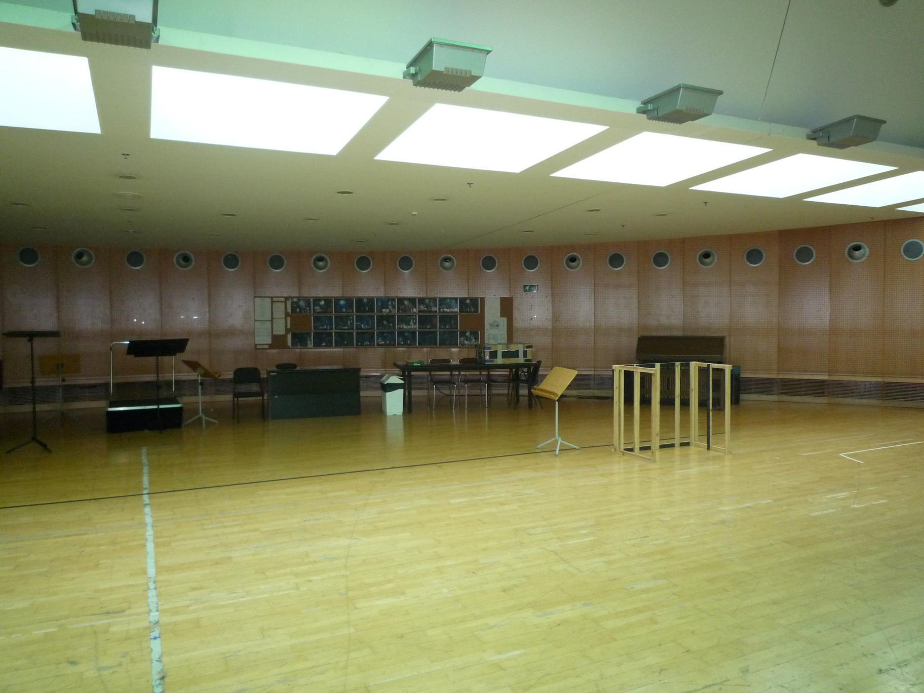 Sala d'assaig