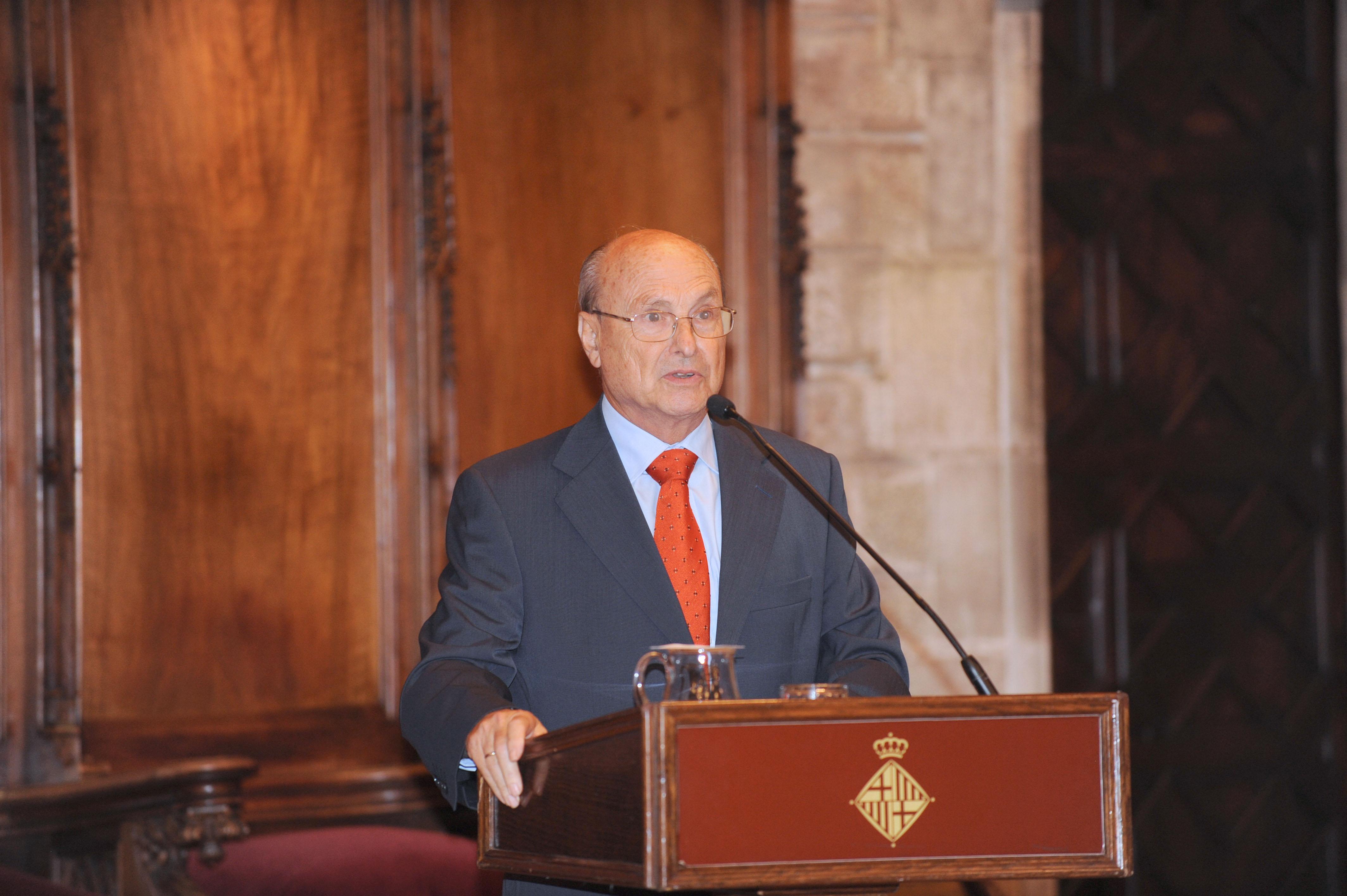 Francesc Raventós - glossa