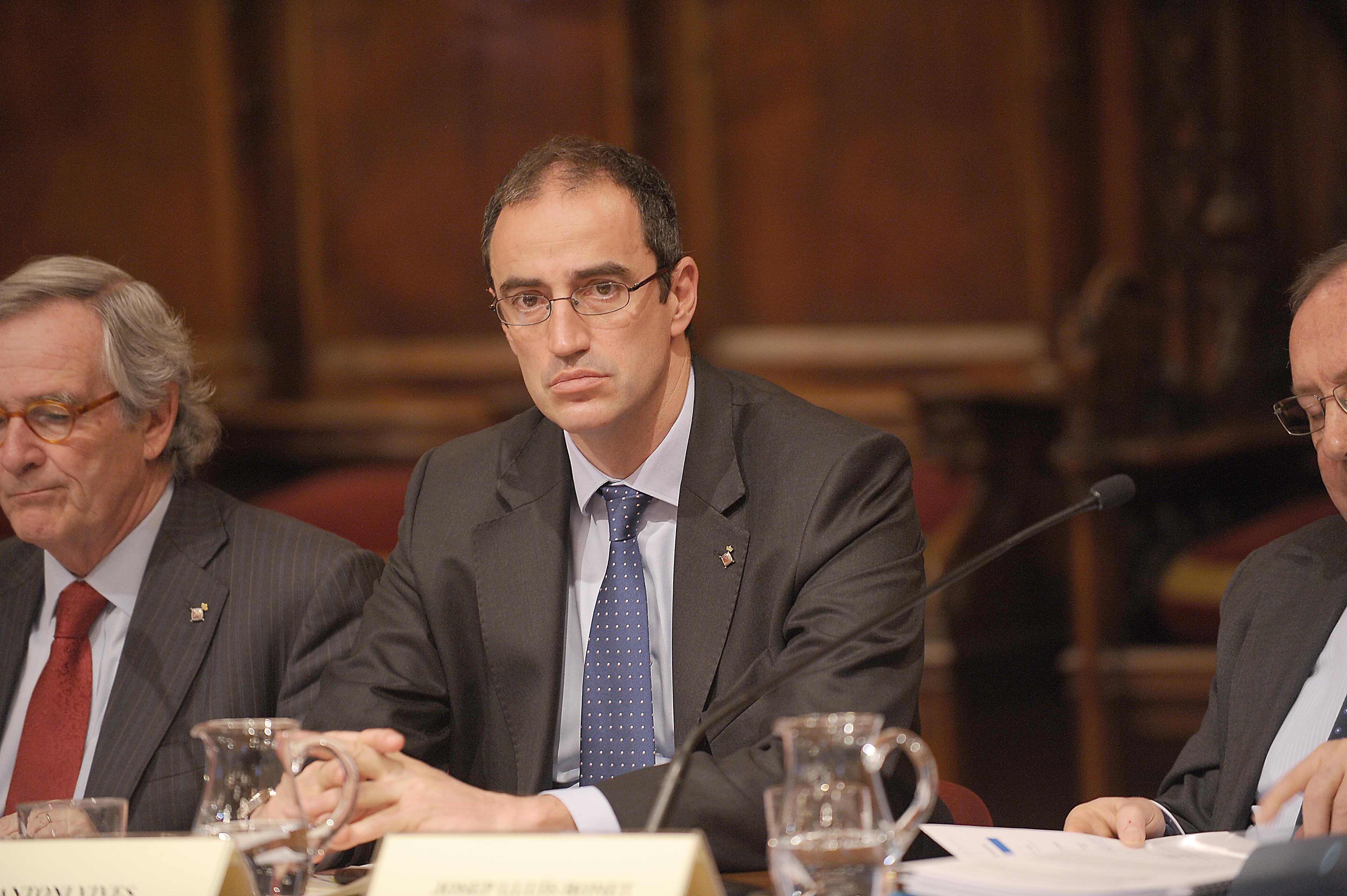 Antoni Vives, Ajuntament BCN