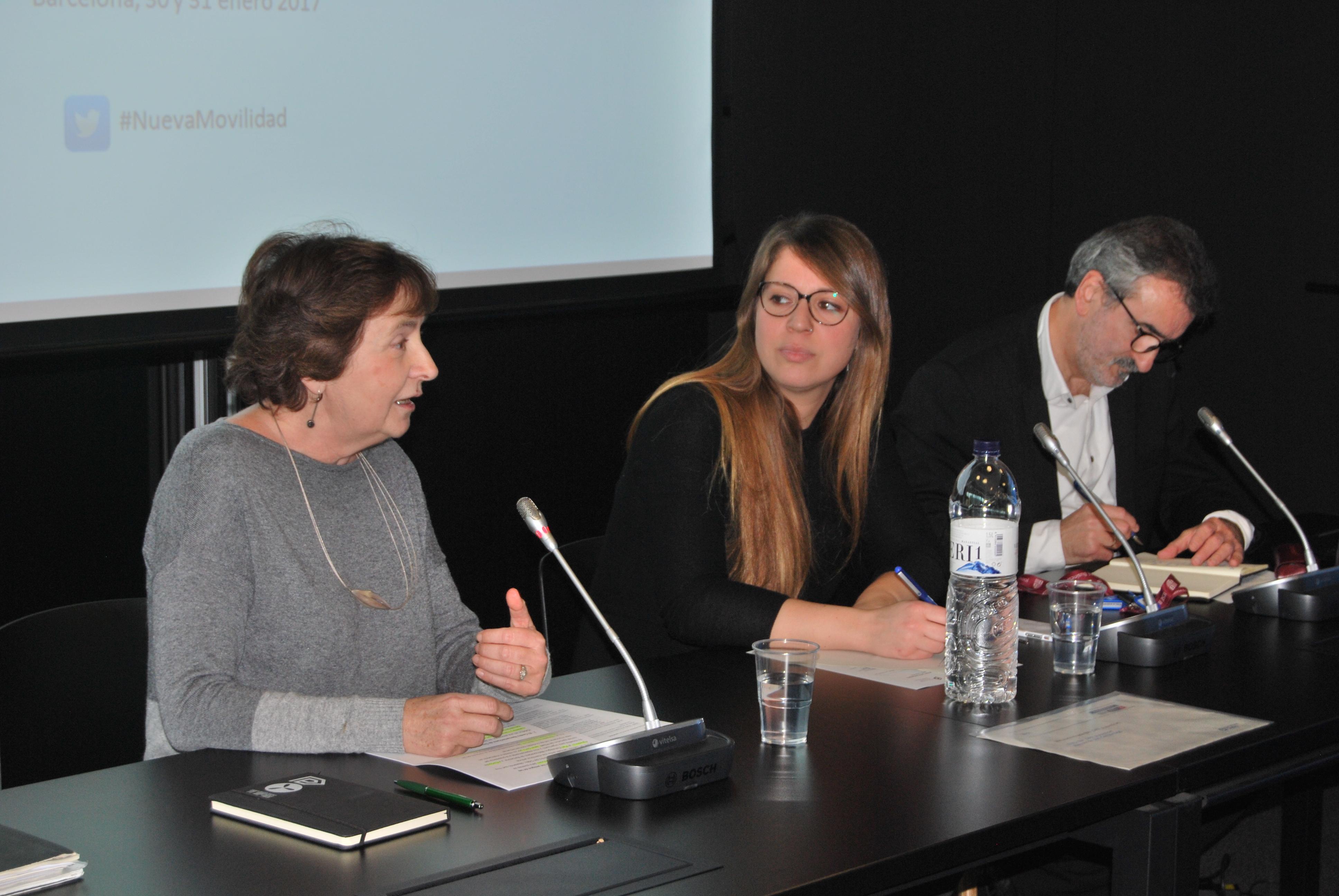Janet Sanz, Maravillas Rojo i Kepa-Korta donen la benvinguda