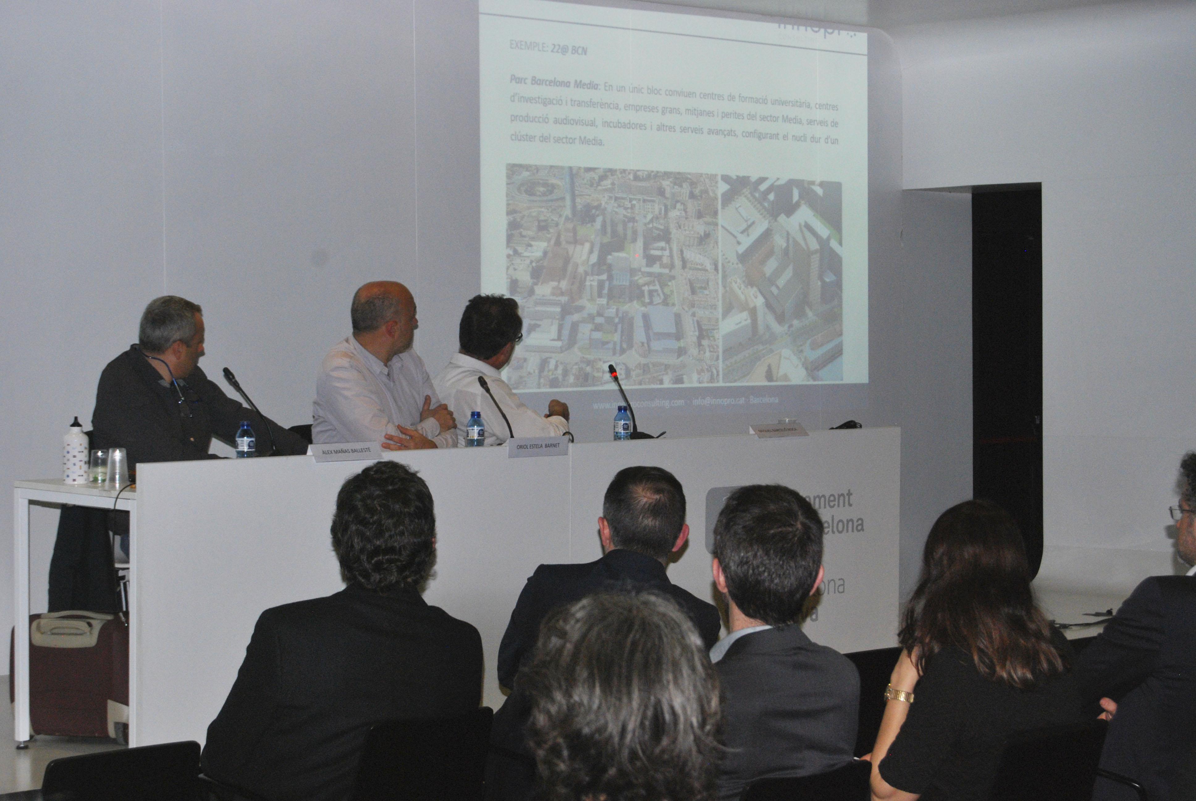Miquel Barceló presenta Citynomics