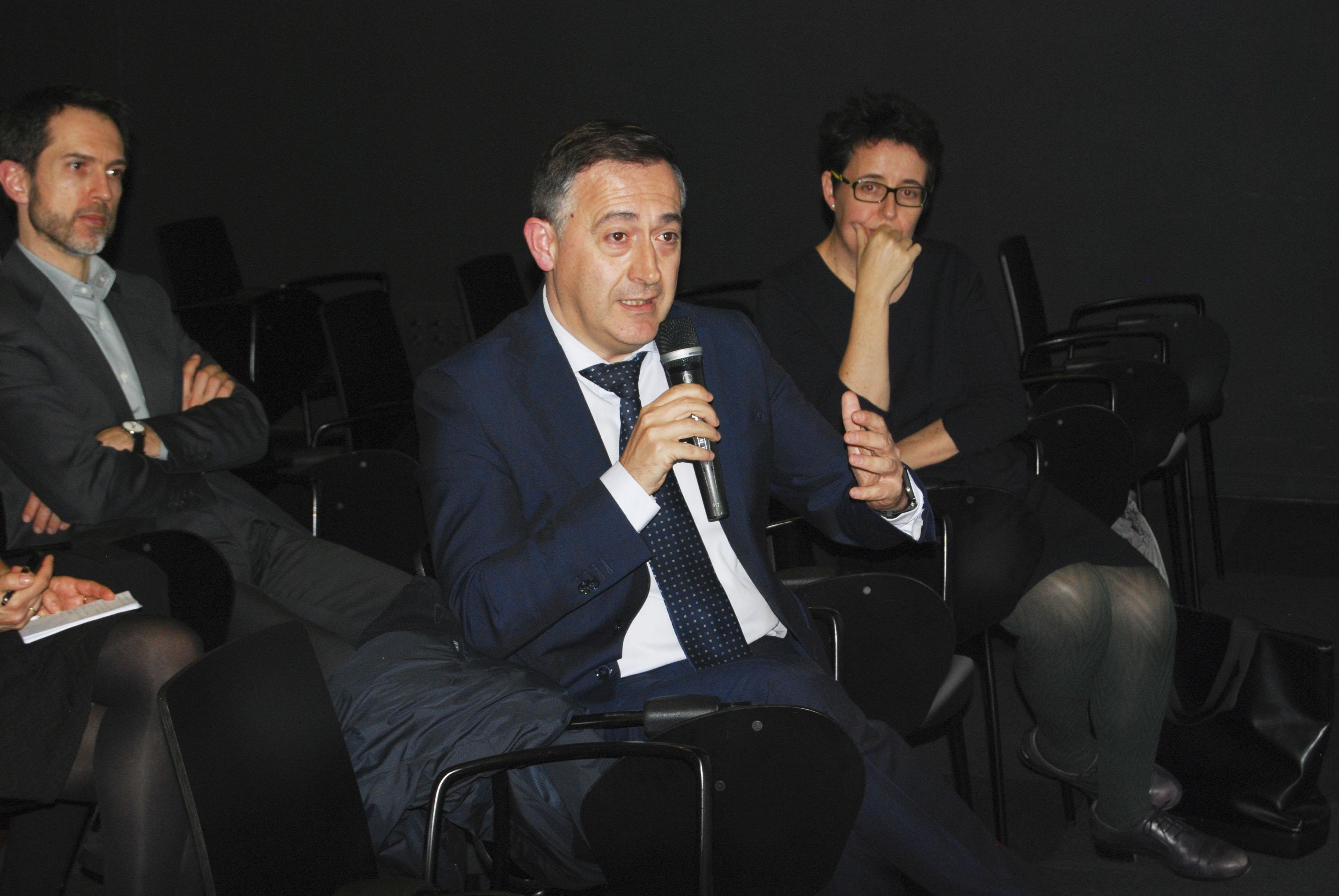 Intervenció de Xavier Monzó