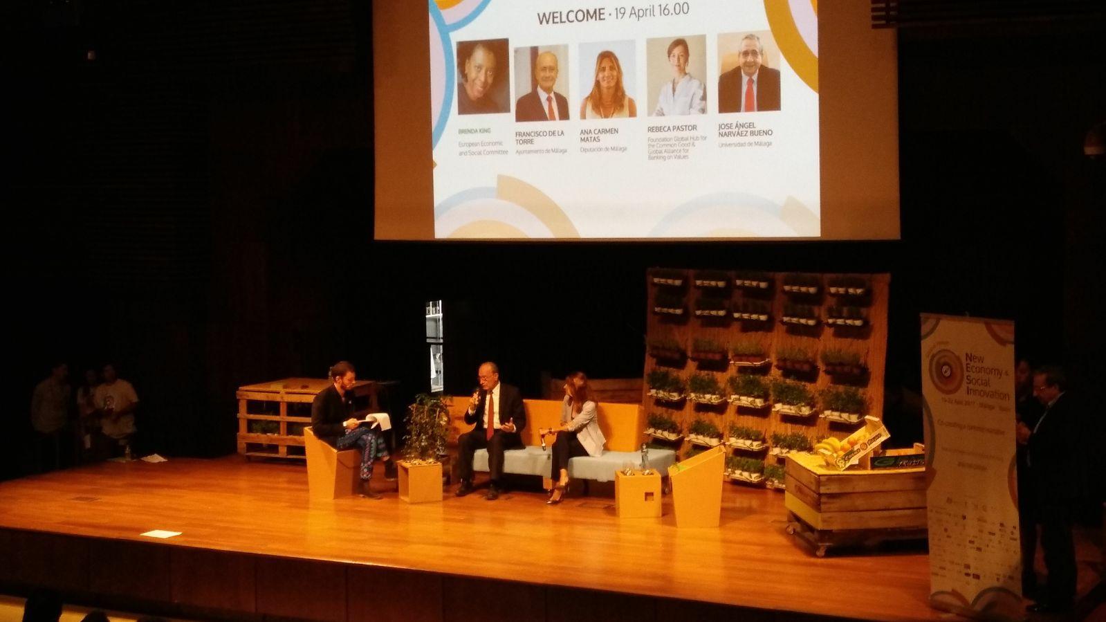 Fórum NESI sobre Nueva Economía e Innovación Social