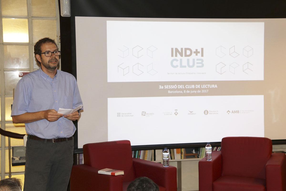 3ª sessió IND I Club
