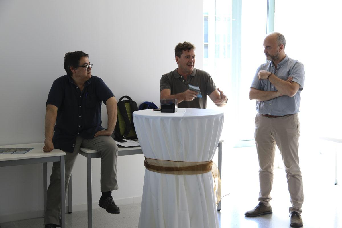 Juan Carlos Montiel, Josep Bohigas i Oriol Estela Barnet