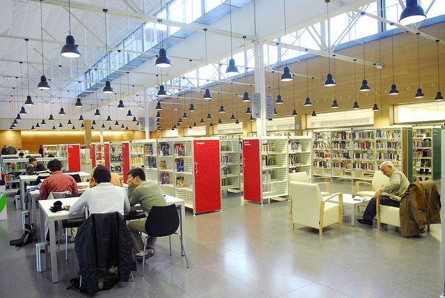 Red de Bibliotecas de Barcelona