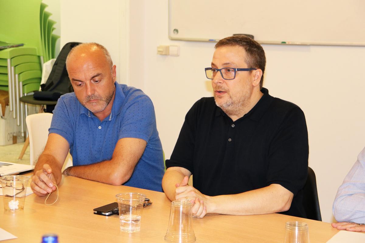 Almuerzo temático 'Qué es la prospectiva' con Jordi Serra