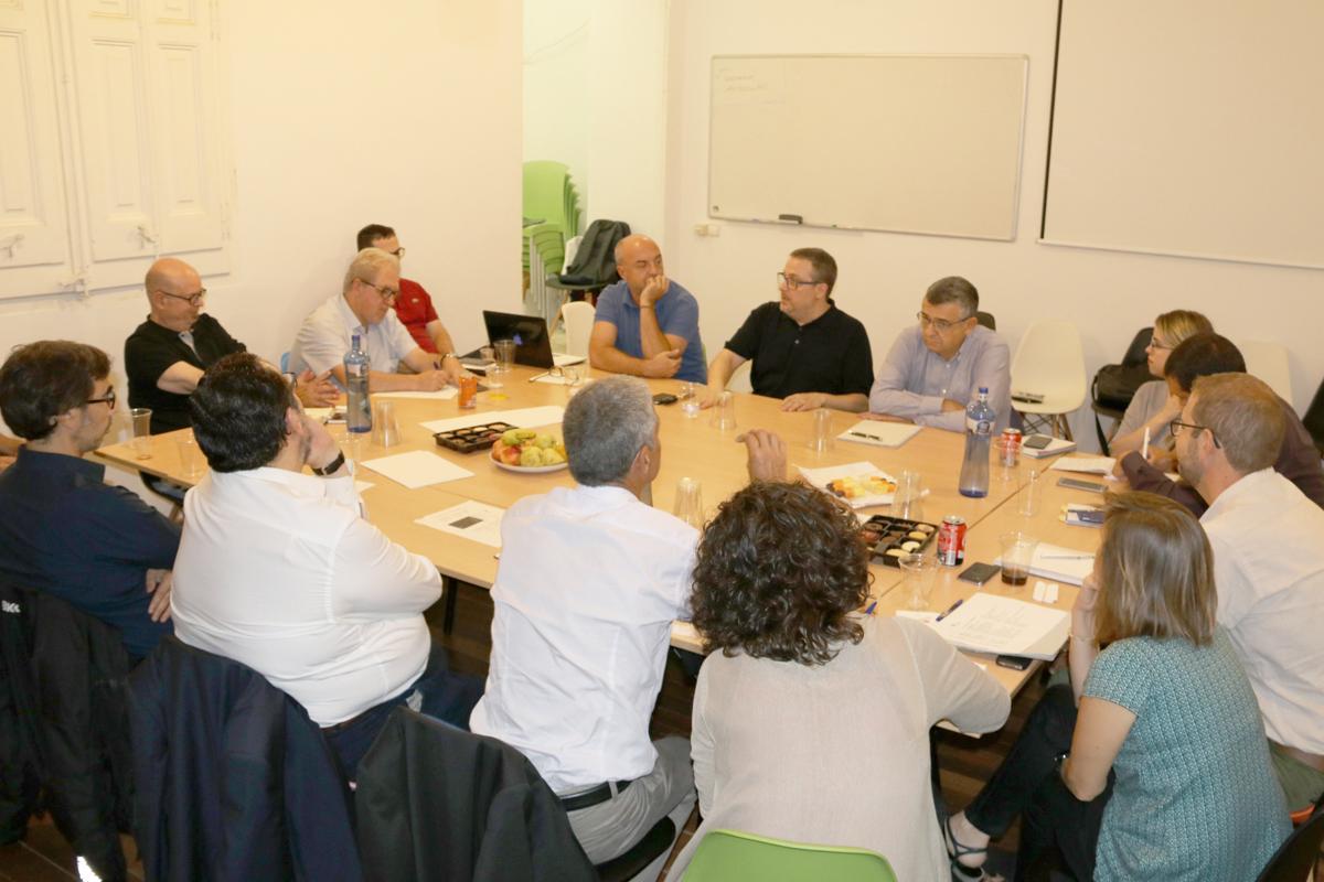 Dinar temàtic 'Què és la prospectiva' amb Jordi Serra