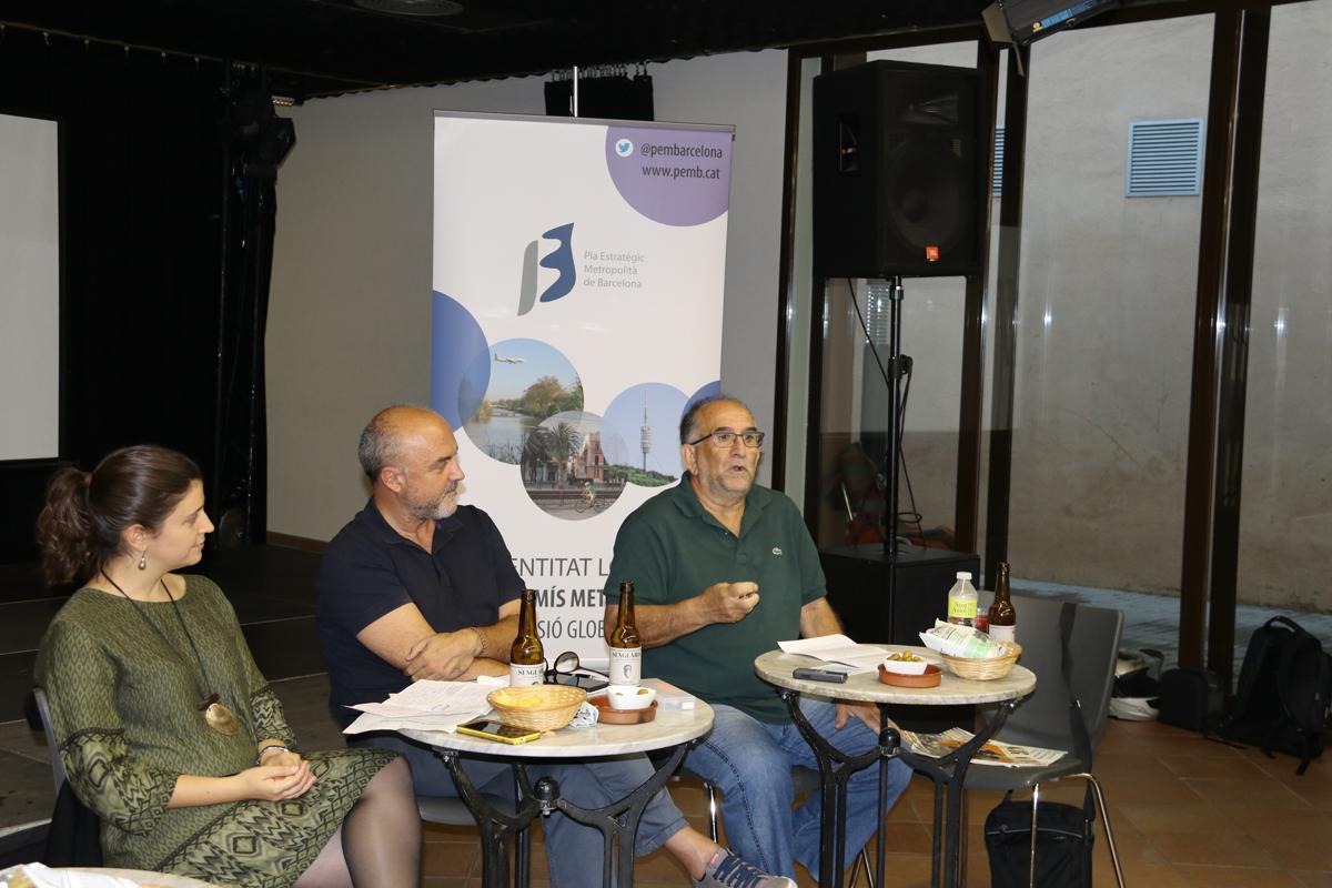 Intervención de Ferran Saro, de Forum Grama, en #LaMetro