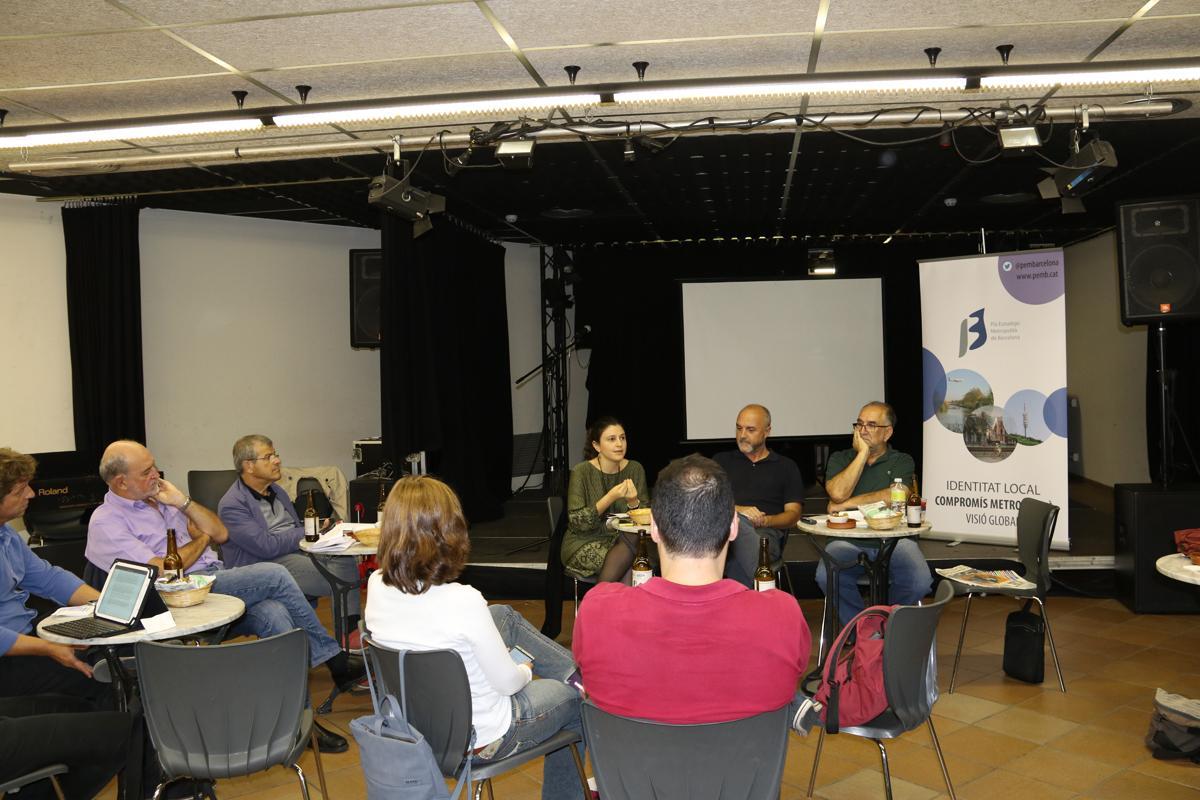Intervenció de Meritxell M. Pauné, periodista, a #LaMetro