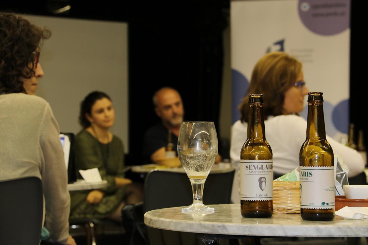 La Senglaris, cerveza invitada de #LaMetro