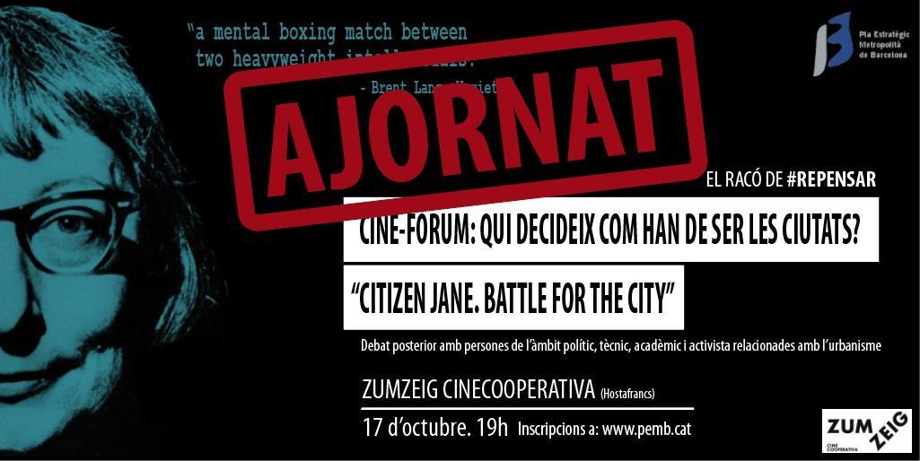 El Rincón de #Repensar; Citizen Jane